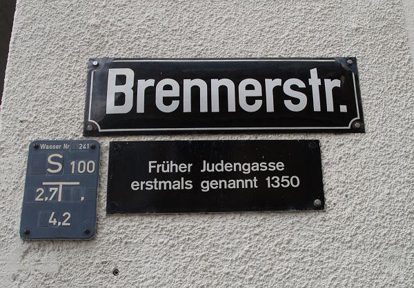 Die Synagogen In Stuttgart Bis 193841