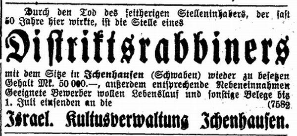 http://www.alemannia-judaica.de/images/Images%20138/Ichenhausen%20Israelit%2015061922.jpg