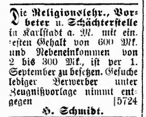 http://www.alemannia-judaica.de/images/Images%20138/Karlstadt%20Israelit%2025071901.jpg