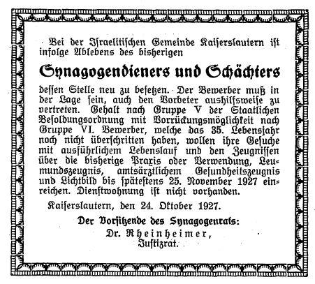 http://www.alemannia-judaica.de/images/Images%20139/Kaiserslautern%20BayrGZ%2011111927.jpg