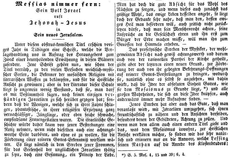 Die synagoge in t bingen kreisstadt baden w rttemberg for Aw zeitschrift