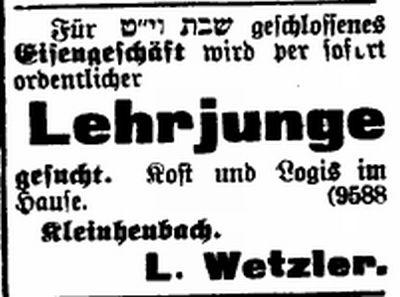 http://www.alemannia-judaica.de/images/Images%20148/Kleinheubach%20Israelit%201601908.jpg