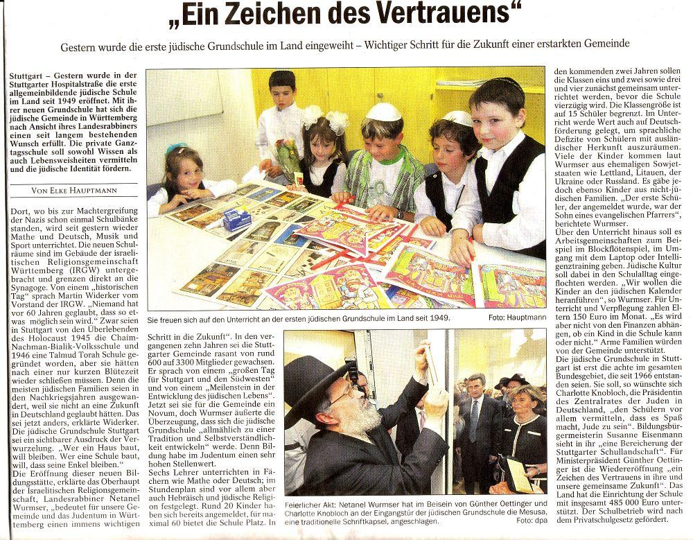 informationen judentum grundschule