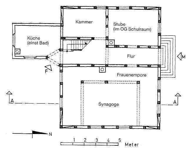 die synagoge in baumbach gemeinde altheim kreis hersfeld rotenburg. Black Bedroom Furniture Sets. Home Design Ideas