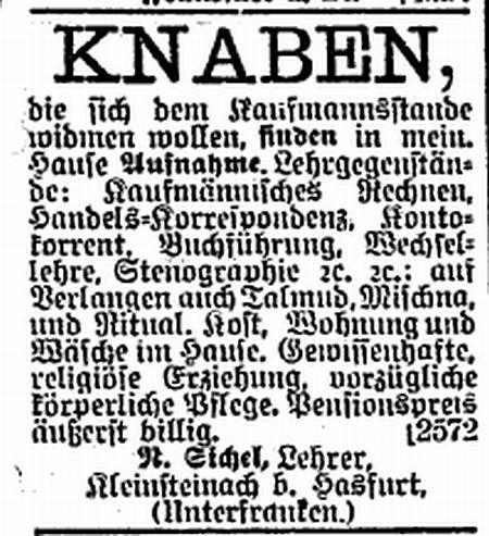 http://www.alemannia-judaica.de/images/Images%20220/Kleinsteinach%20Israelit%2002041903.jpg