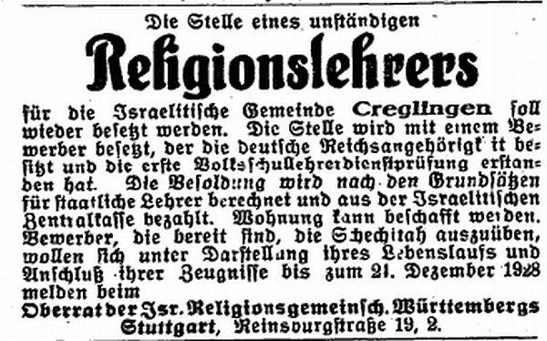 http://www.alemannia-judaica.de/images/Images%20270/Creglingen%20Israelit%2006121928.jpg