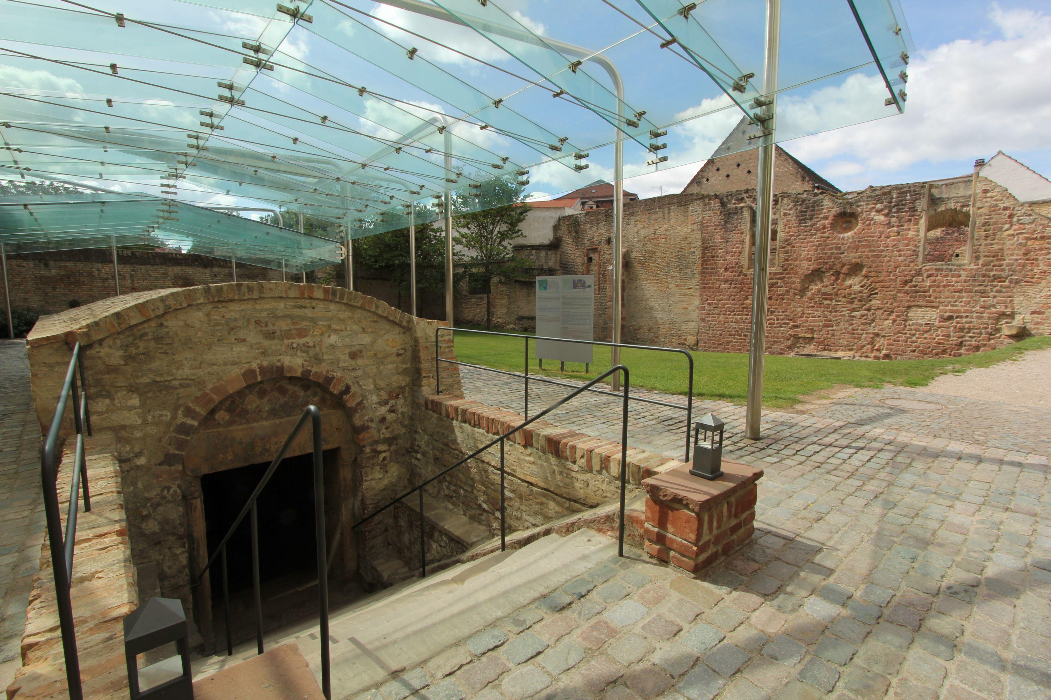 Fußboden Verlegen Speyer ~ Speyer: mittelalterliches judenbad synagoge und judengasse