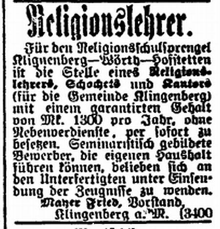 http://www.alemannia-judaica.de/images/Images%20331/Klingenberg%20Israelit%2019051904.jpg