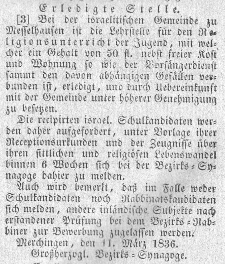 http://www.alemannia-judaica.de/images/Images%20341/Messelhausen%20ABl%201836%20259.jpg