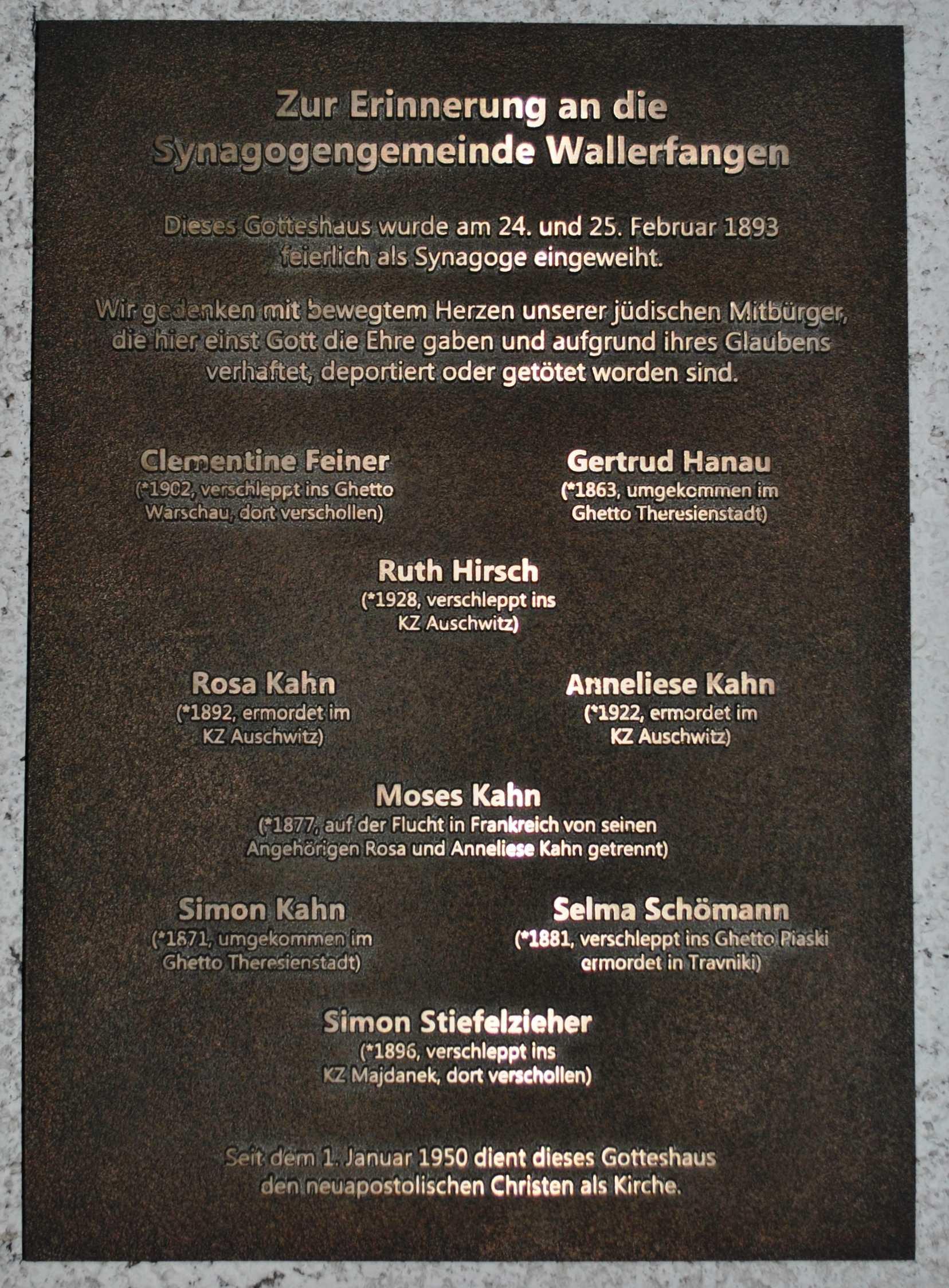 http://www.alemannia-judaica.de/images/Images%20381/Wallerfangen%20Gedenktafel%20010.jpg