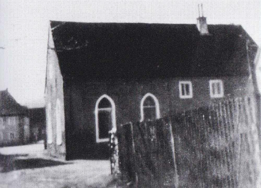 die synagoge in markt berolzheim kreis wei enburg gunzenhausen. Black Bedroom Furniture Sets. Home Design Ideas