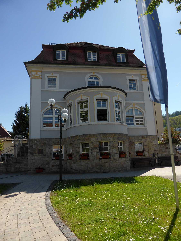 Die Synagoge In Bad Brückenau Kreis Bad Kissingen