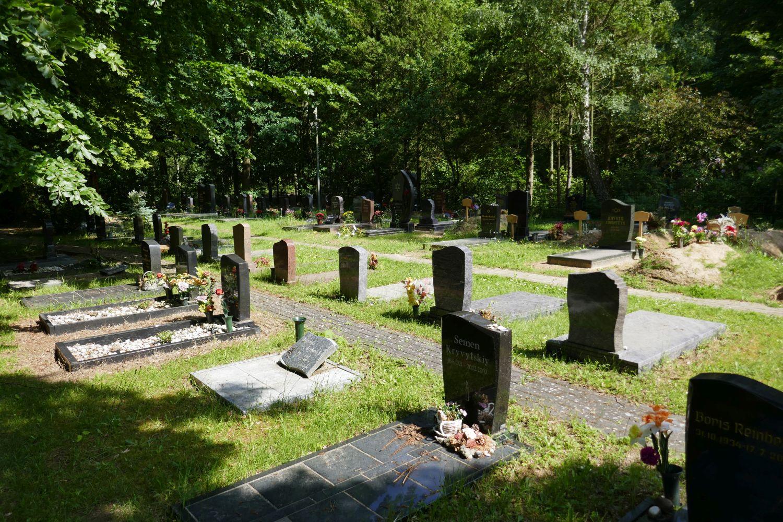 Friedhof Rostock