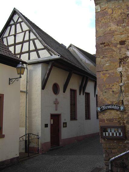 protestantische kirche altleiningen