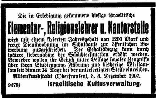 http://www.alemannia-judaica.de/images/Images%2083/Altenkunstadt%20Israelit%2019121907.jpg