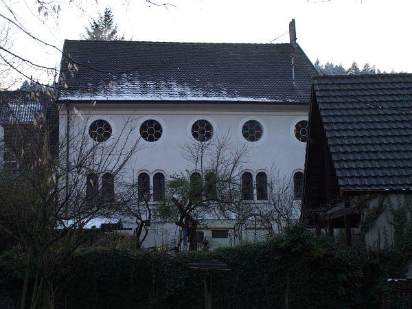 affordable price on feet images of first rate Die Synagoge in Sulzburg (Landkreis Breisgau-Hochschwarzwald)
