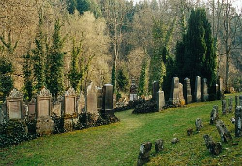 jüdischer Friedhof Haigerloch